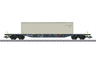 Container-Tragwagen Sgnss 1x