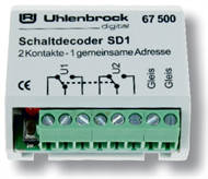 SD1 switching decoder
