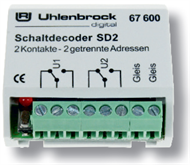 SD2 switching decoder