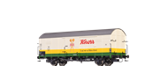 H0 Freight Car Glr 22 DB, III, Knorr